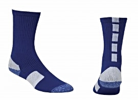 Blue and Grey Baseball Uniforms, Socks