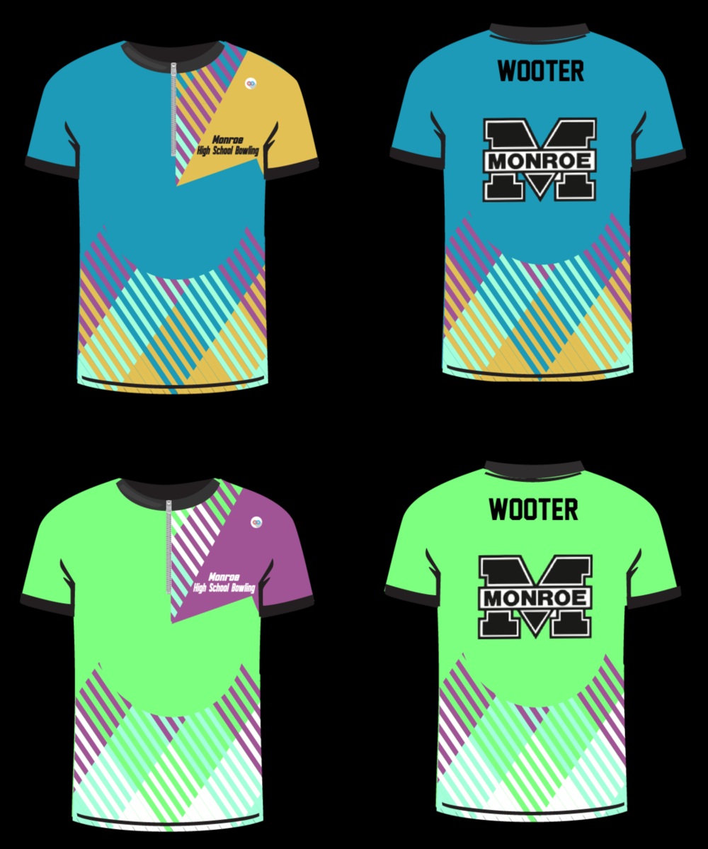 Bowling Designs — Wooter Apparel Team Uniforms and Custom Sportswear