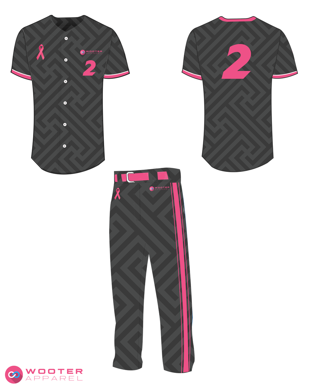 wooter breast cancer charity series baseball gray edition-01.png