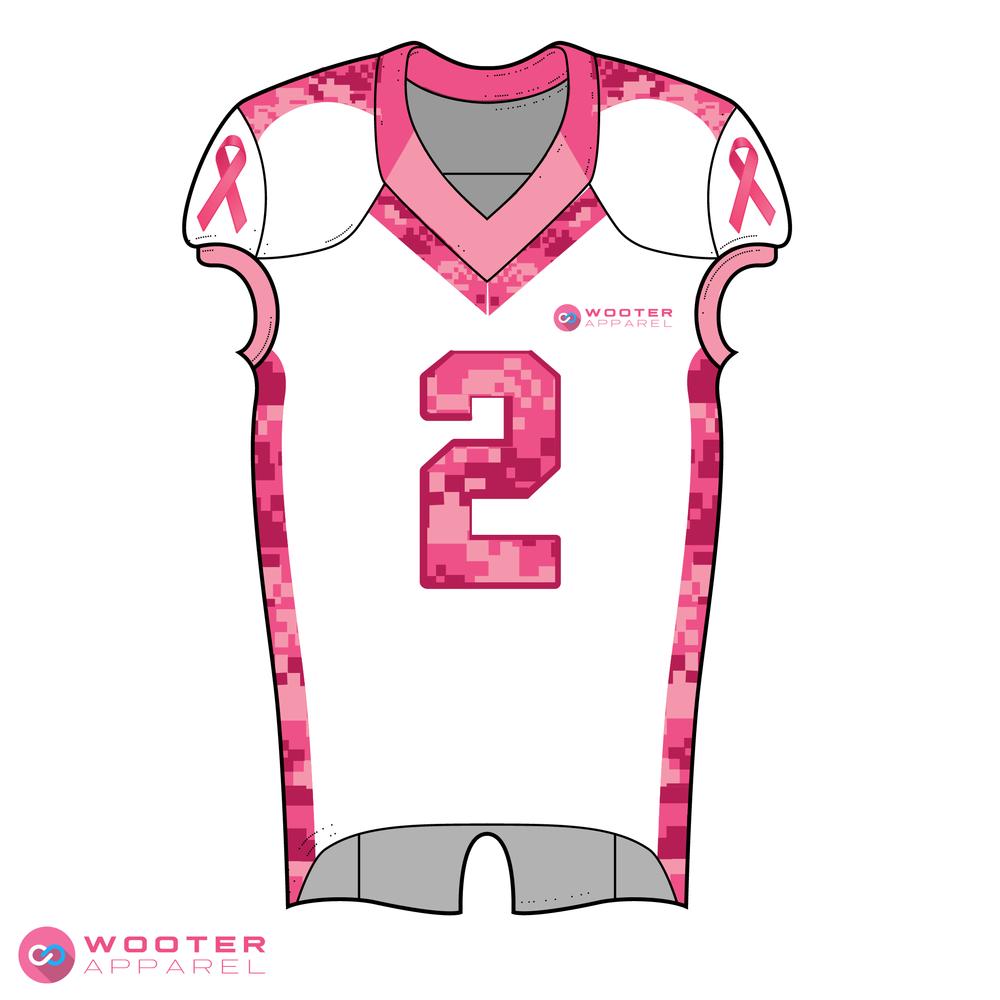 c0a3905770f Customize Football Compression Shirts