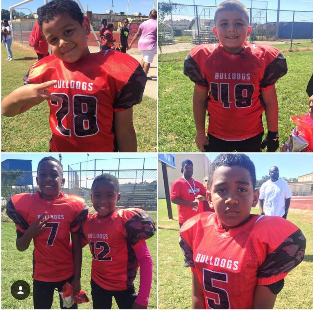 Red White and Black Football Uniforms, Jerseys ,Pants