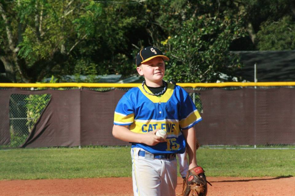 White Yellow and Blue Baseball Uniforms, Jersey and Shorts