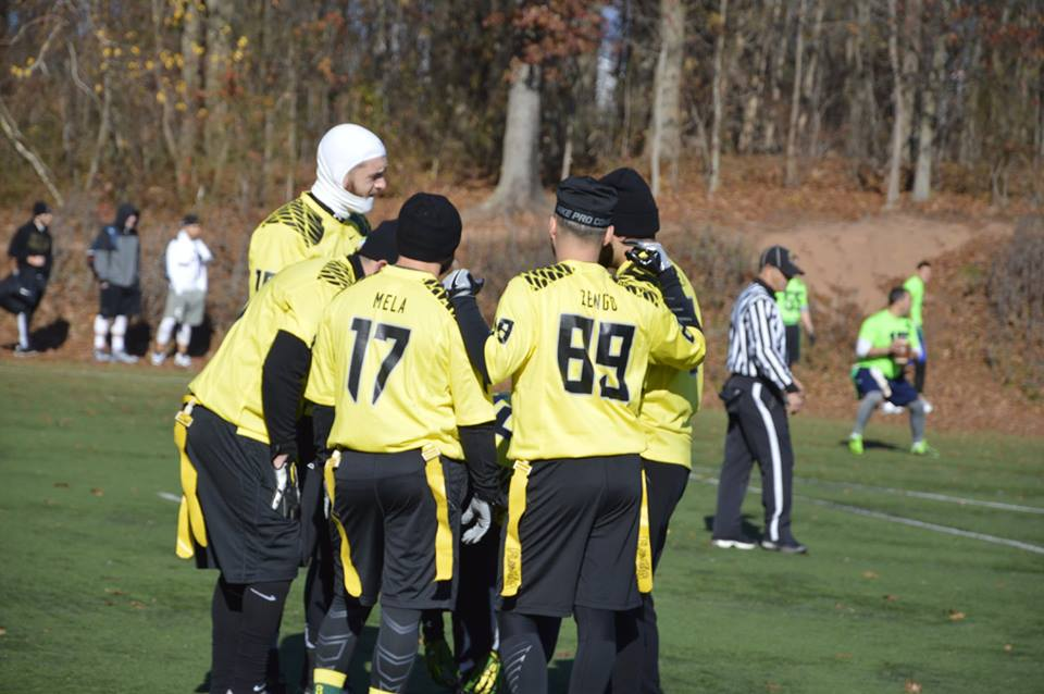 Black White and Yellow Football Uniforms, Jersey and Pants