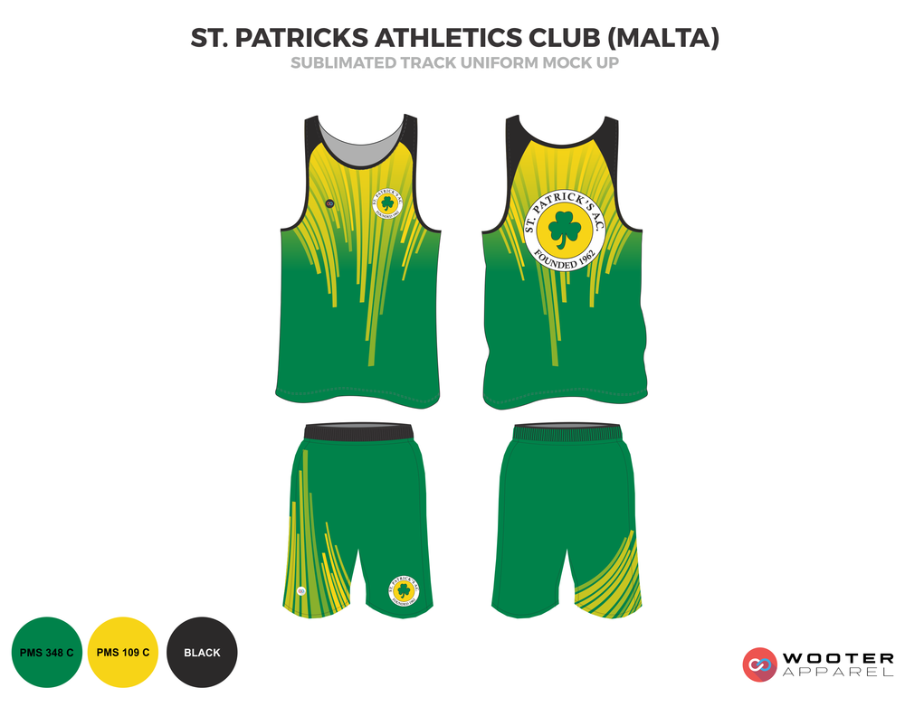 St Patricks Athletics Club (Malta) - Sublimated Track Uniform -  2017 v2 2.png