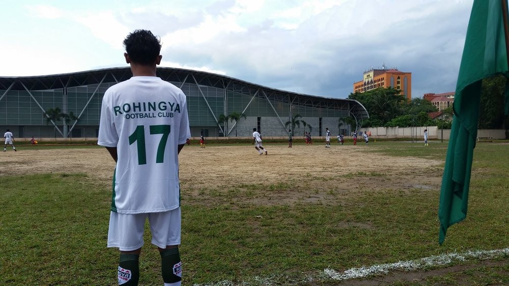 White Green soccer uniforms jerseys, shorts