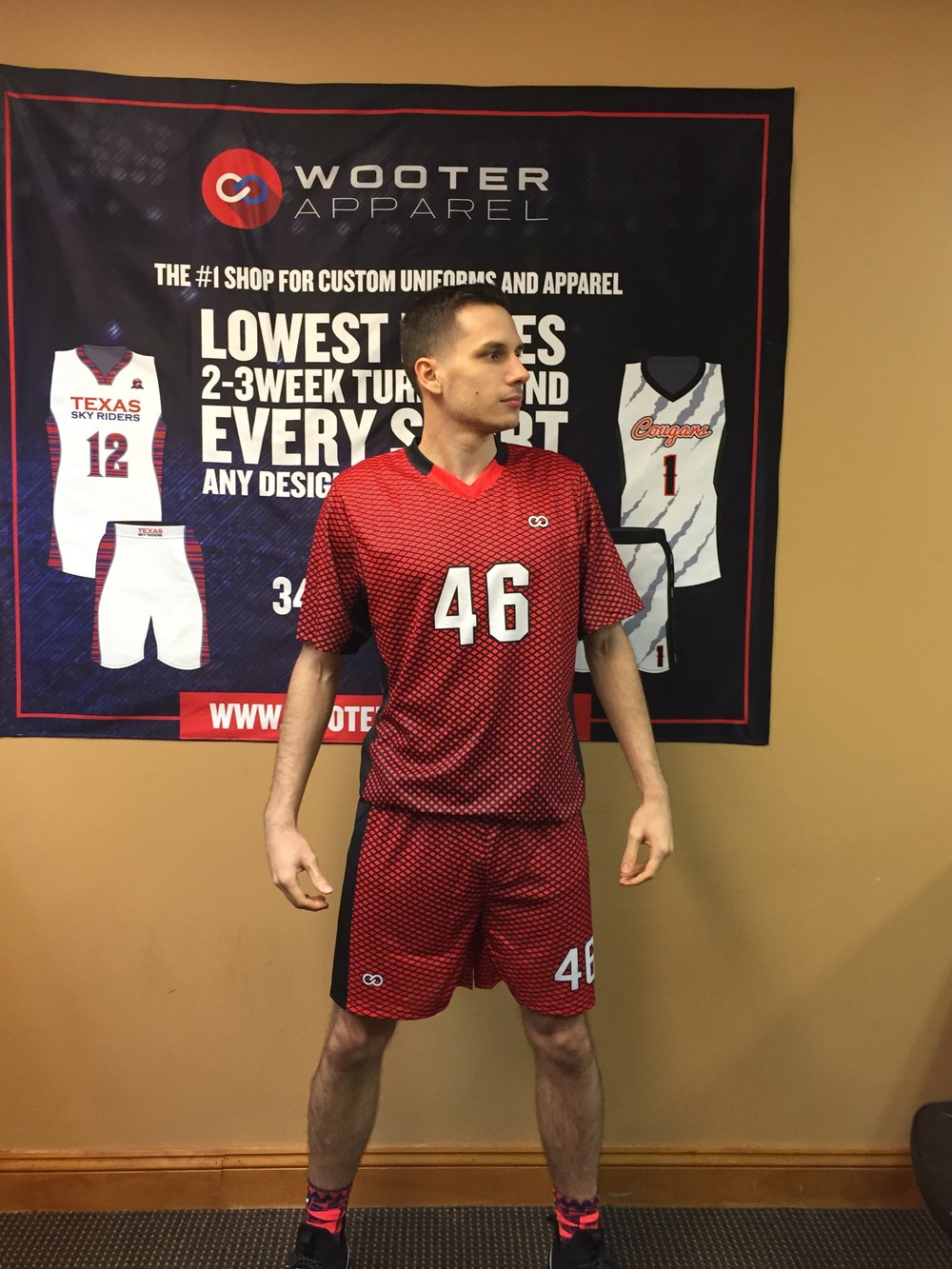 Maroon White Black soccer uniforms jerseys, shorts