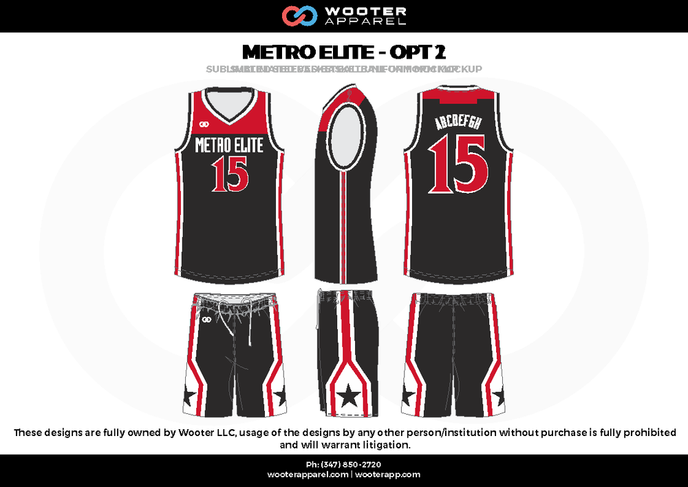 Wooter Apparel Website Designs Basketball - Sublimated Basketball Garments - 2017-17.png