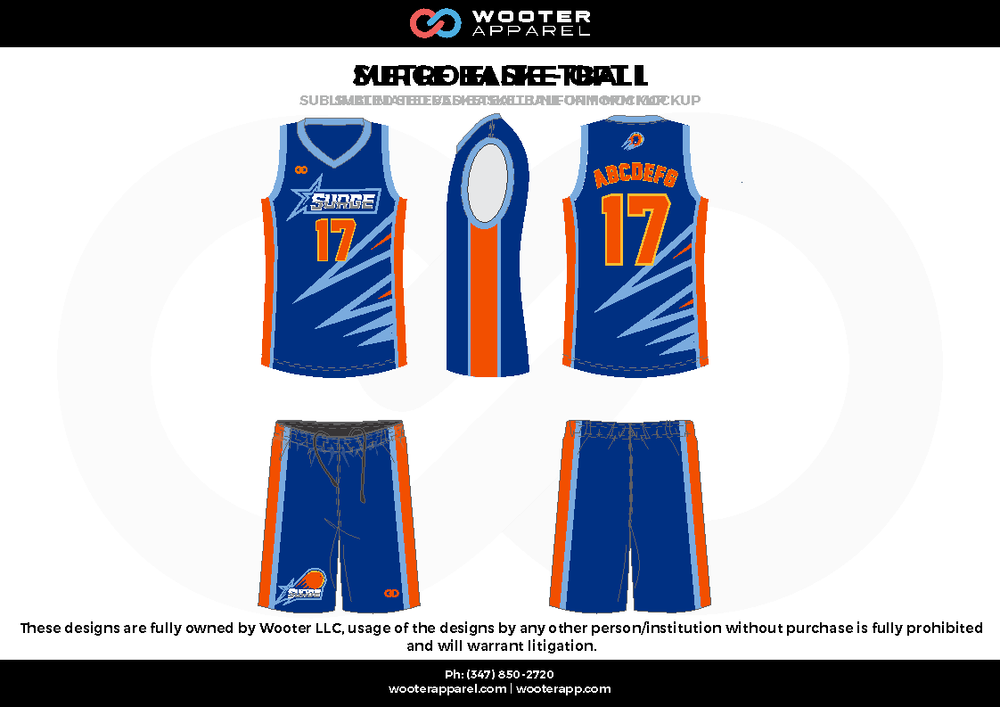 Wooter Apparel Website Designs Basketball - Sublimated Basketball Garments - 2017-23.png