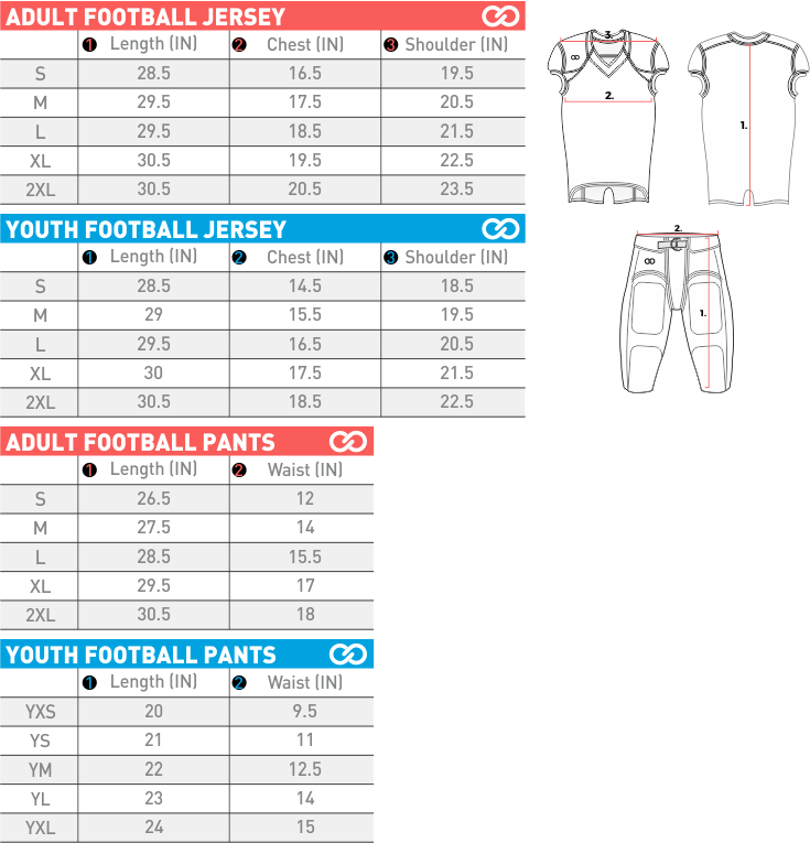 Wooter Apparel - Size Charts - 2017 Football Jersey.png
