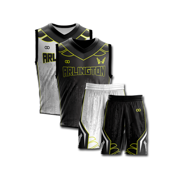 f18dc52bfd2 REVERSIBLE Full-Sublimation Basketball Jersey or Shorts — Wooter Apparel