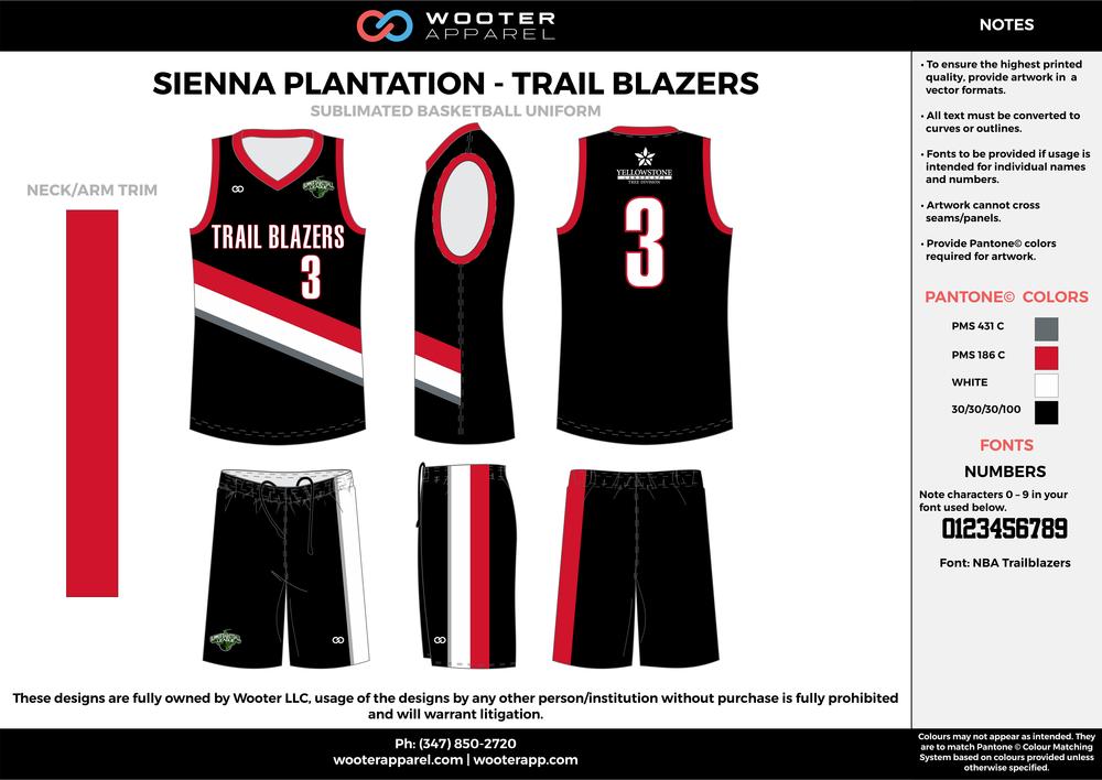 Sienna Plantation - Trail Blazers - Sublimated Reversible Basketball Uniform - 2017 2.png