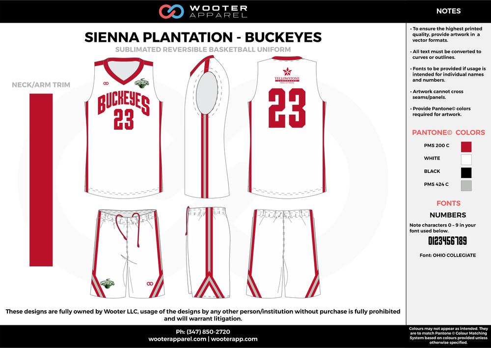 Sienna Plantation - Buckeyes - Sublimated Reversible Basketball Uniform - 2017 2.png