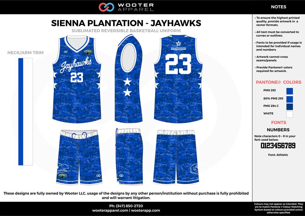 Sienna Plantation - Jayhawks - Sublimated Reversible Basketball Uniform - 2017 1.png