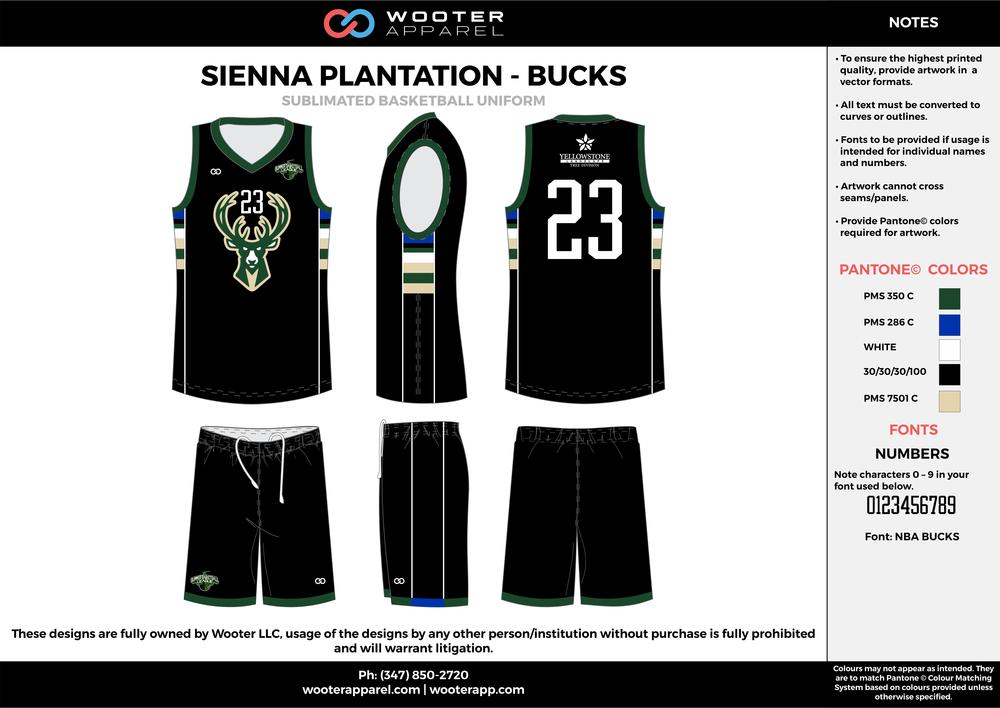 Sienna Plantation - Summer Basketball League - Bucks - Sublimated Reversible Basketball Uniform - 2017 1.png