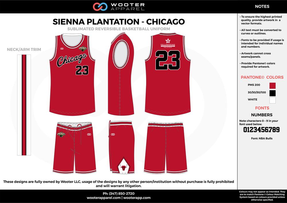 Sienna Plantation - Summer Basketball League - Bulls - Sublimated Reversible Basketball Uniform - 2017 1.png