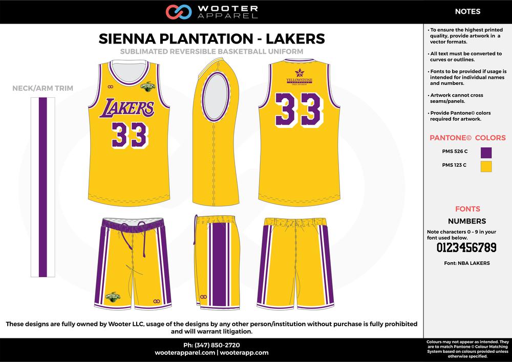 Sienna Plantation - Summer Basketball League - Lakers - Sublimated Reversible Basketball Uniform - 2017 v2 2.png