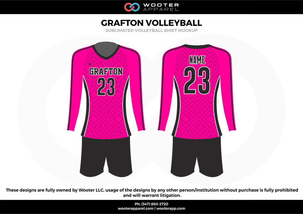 Wooter Apparel Website Designs Volleyball - Sublimated Volleyball Garments - 2017 10.png