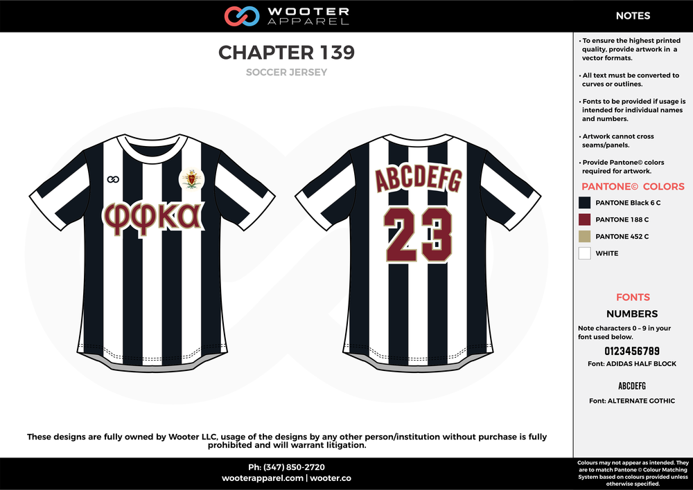 CHAPTER 139 black white maroon custom sublimated soccer uniform jersey shirt