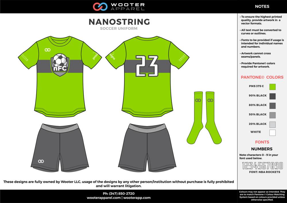 Nanostring - Soccer Uniform - Green - 2017 - v1.png