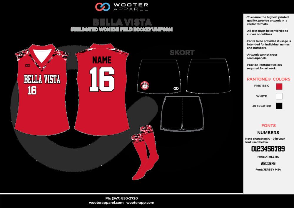 Bella Vista Field Hockey - Sublimated Womens Field Hockey Uniform - 2017 - v1.png