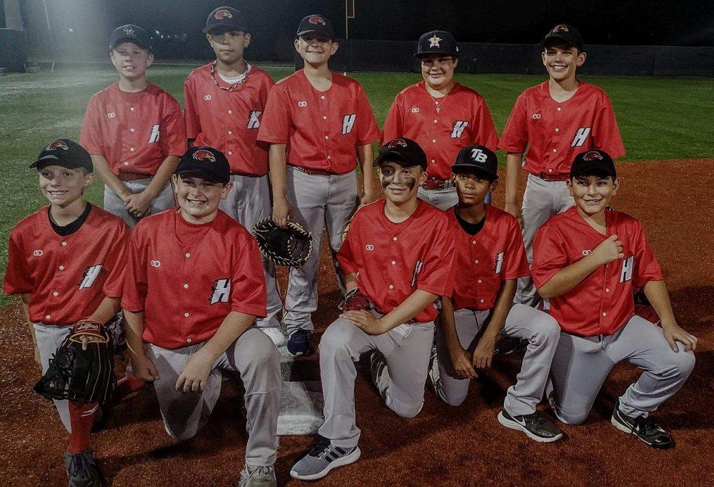 Red White baseball uniforms jersey shirts, pants