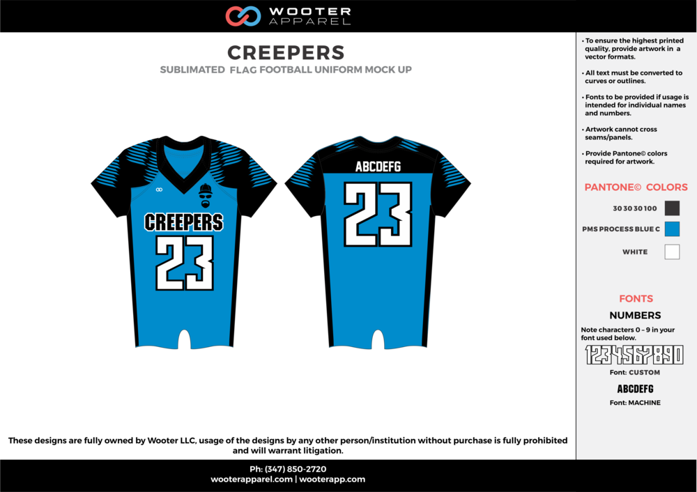 Creepers - Flag Football Jersey - 2017 -v1.png