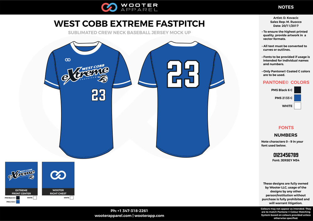 04_West Cobb Extreme Fastpitch baseball.png