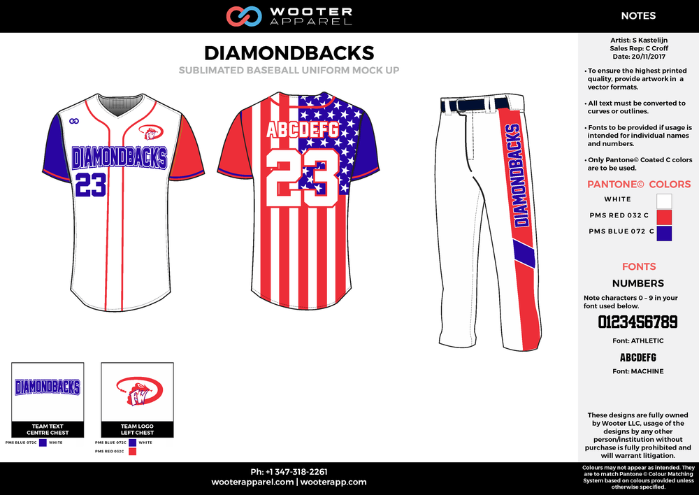 Diamondbacks - Baseball - Sublimated Uniform - 2017 - v2.png