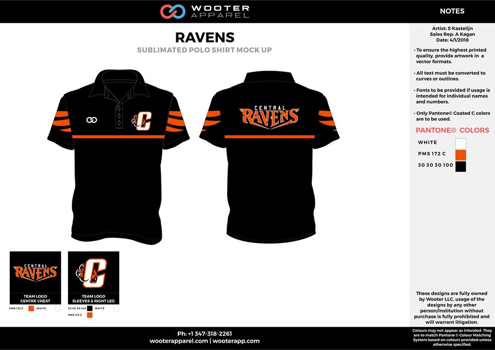 Ravens - Football - Polo Shirt - 2018 - v1.png
