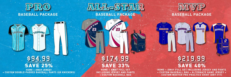 Custom Sublimated Softball Uniforms   Jerseys — Wooter Apparel ... e8e3c8ff8