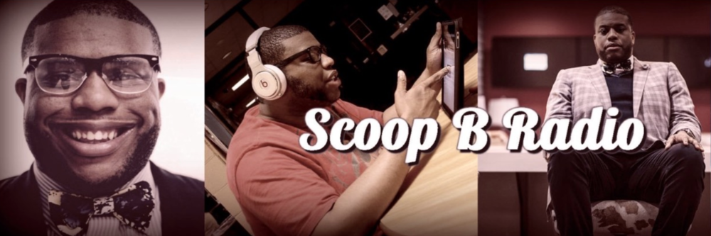 """Brandon """"Scoop B"""" Robinson has literally grown up covering professional sports and entertainment for the past two decades, launched Scoop B Radio two years ago, and recently collaborated on his own apparel line with Wooter Apparel. The best part: Scoop B is just getting warmed up."""