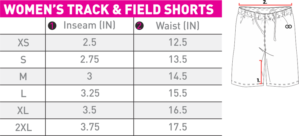 Track & Field Shorts Women's - Size Chart - WRB-0044.png