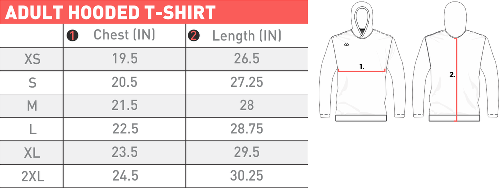 Hooded T-Shirt Long Sleeve Adult - Size Chart - MBT-0033.png