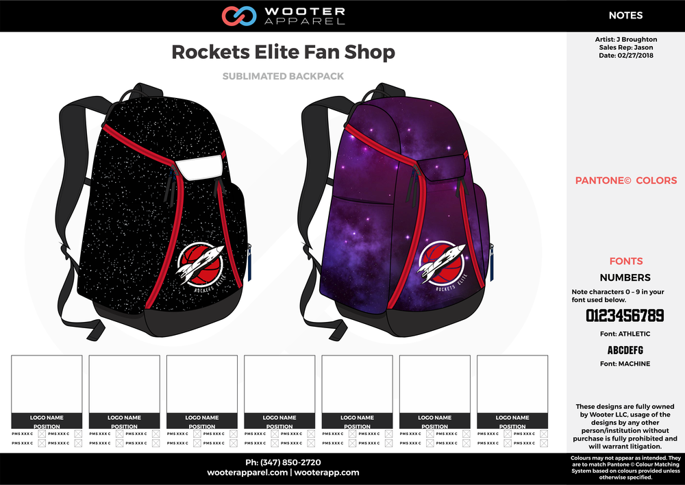 Rockets Elite Fan Shop Backpack.png