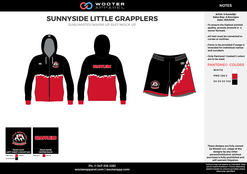 Little Grapplers - Wrestling - Warm Up Suit - Option 1 - 2018 - v4.png