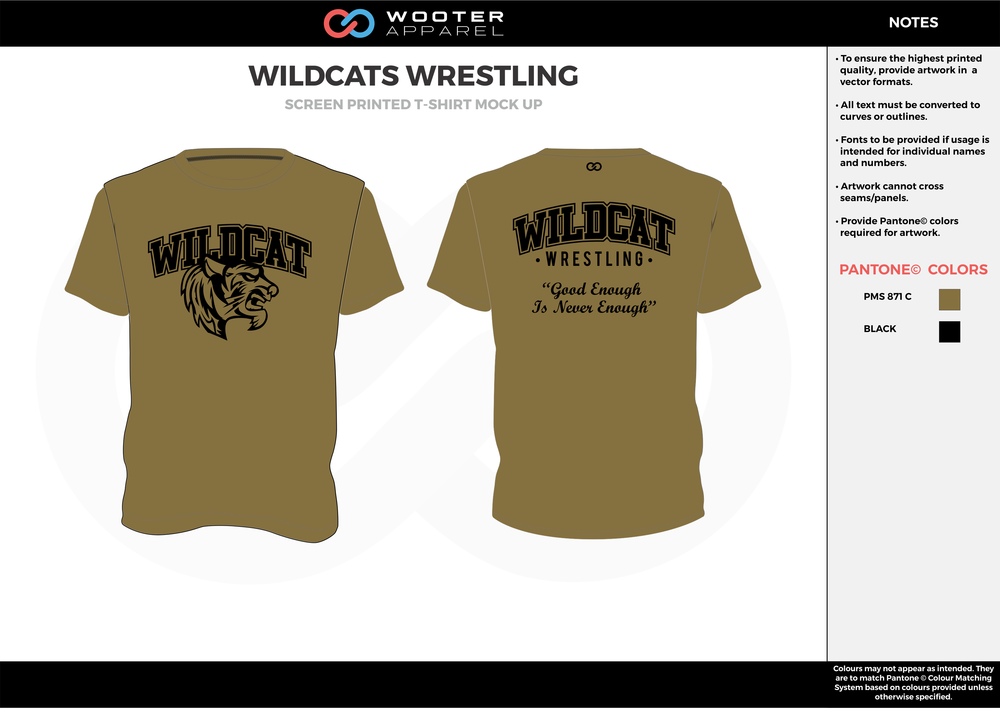 04_Wildcats Wrestling - Screen Printed T-Shirt - 2017.png