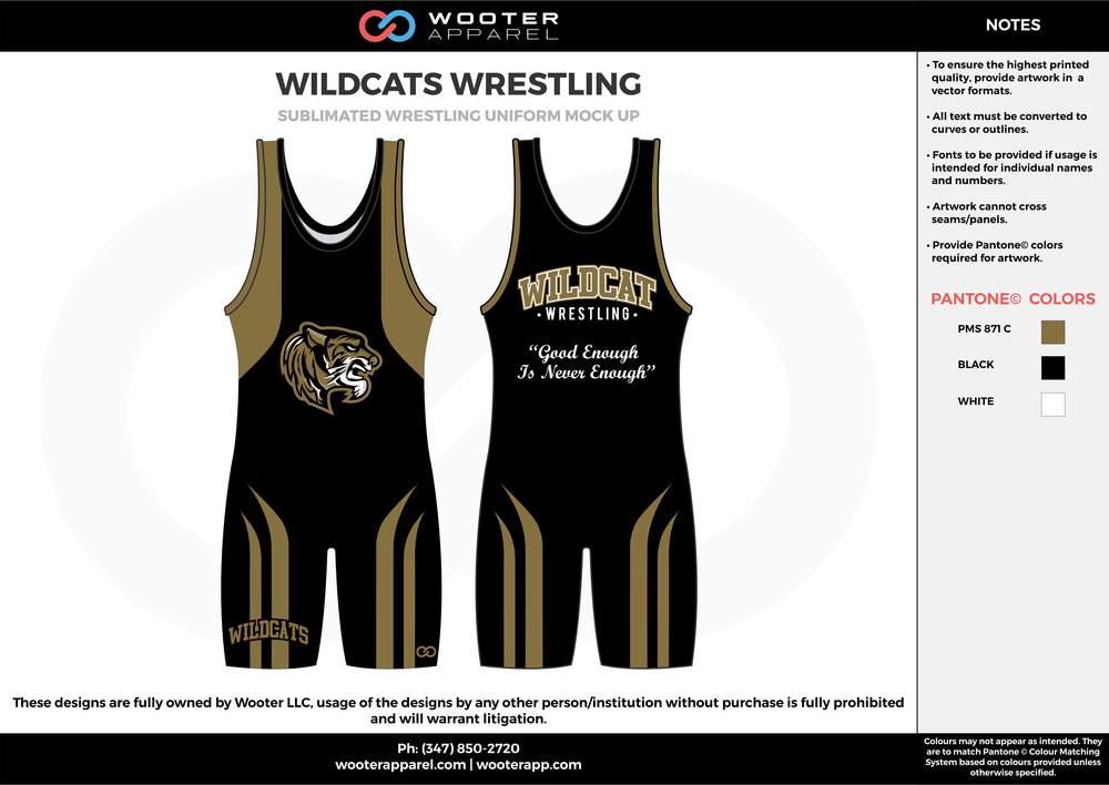 02_Wildcats Wrestling - Sublimated Wrestling Singlet - 2017.png