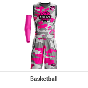 Custom Sublimated Basketball Uniforms Jerseys Wooter Apparel