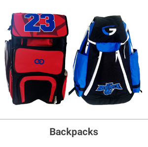 AS LOW AS:  $29.99/BackPack  OR:  $29.99/Gym Bag