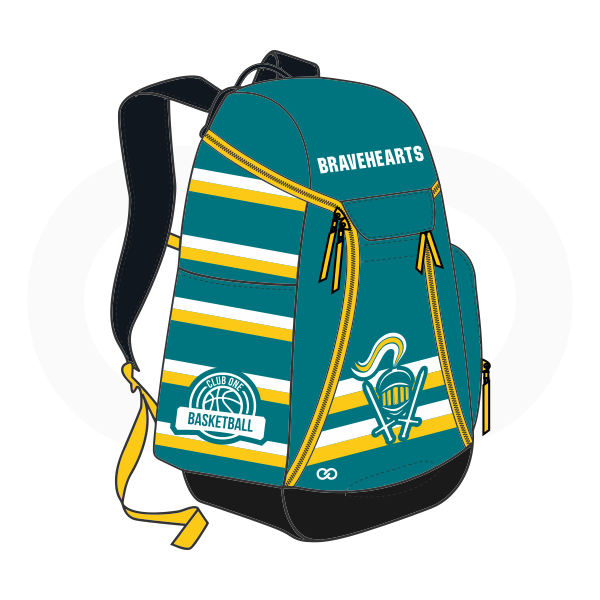 42_Club One Basketball - Backpack Bravehearts.png