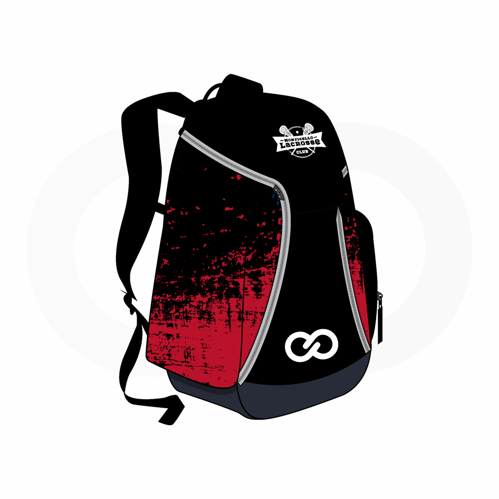 Black Red and White Basketball Backpacks Nike Elite