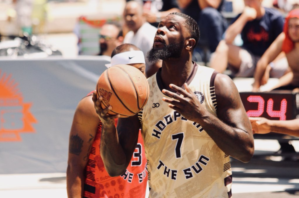 Coast To Coast: Make sure to check out the teams, leagues, and tournaments teaming-up with Wooter Apparel this summer, like Hoops In The Sun (HITS) held annually at Orchard Beach in the Bronx and featuring players like NBA guard and New York native, Lance Stephenson.