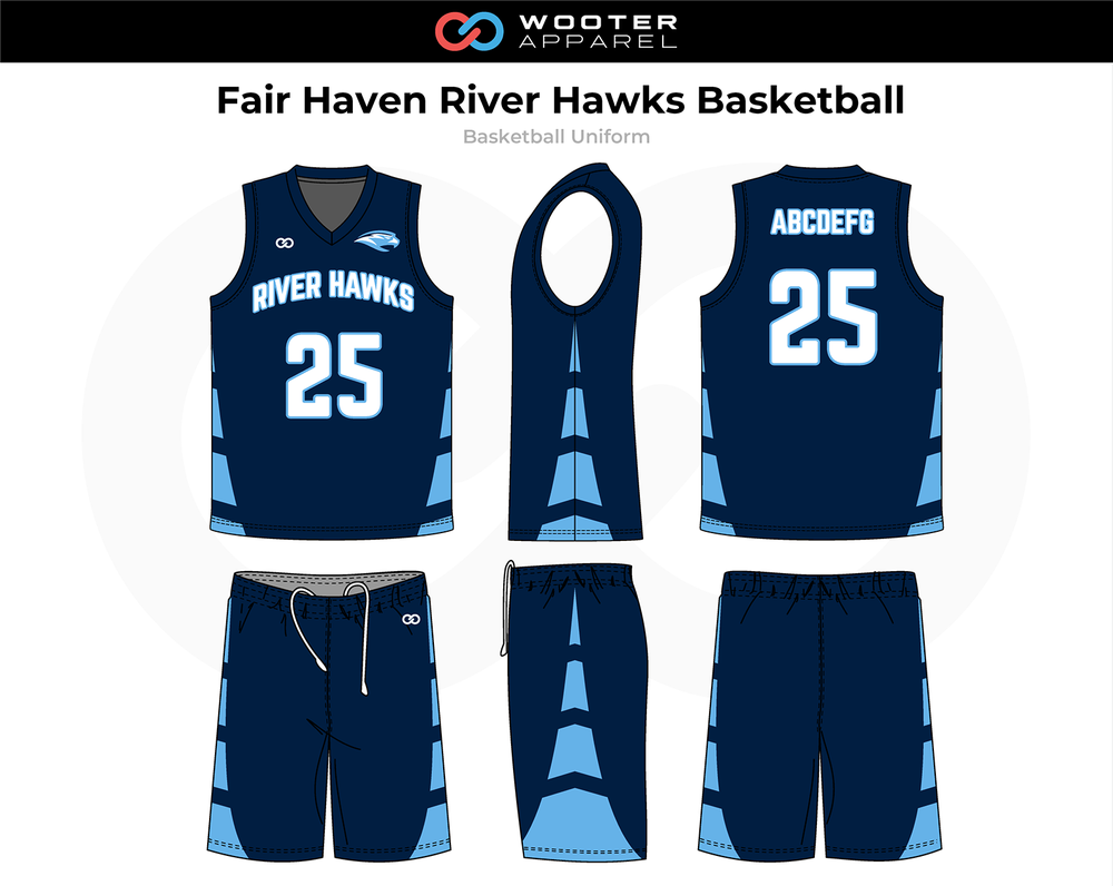 2018-11-14 Fair Haven River Hawks Basketball Uniform (B).png