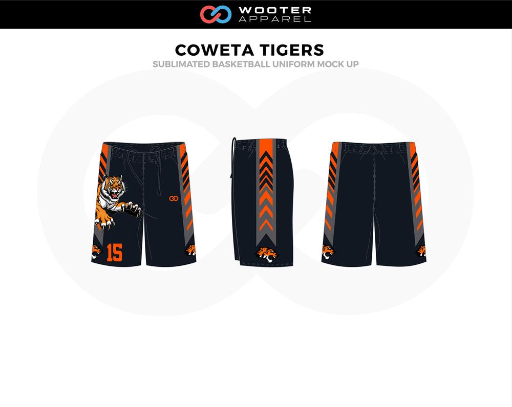 Coweta Tigers Basketball Home shorts v1-01.png