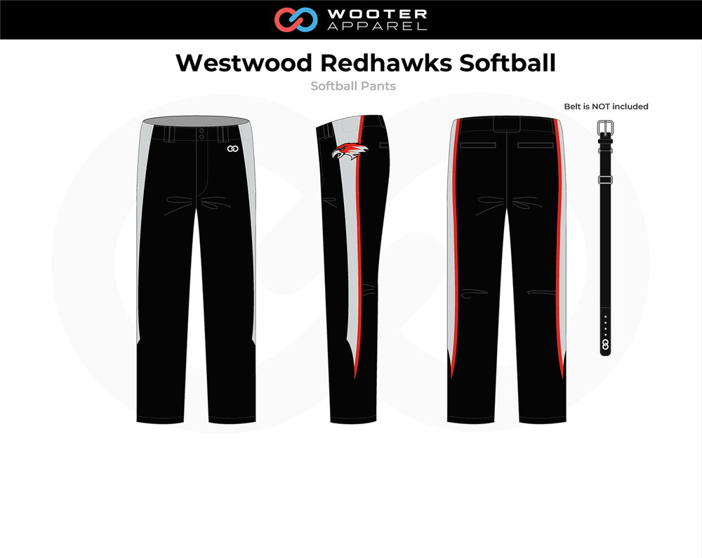 2018-11-13 Westwood Redhawks Softball Pants (Talons).png