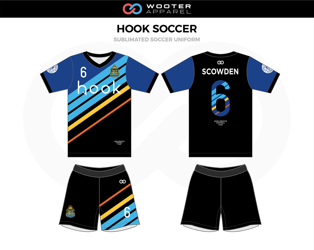 65e5ba46abf Custom Sublimated Soccer Uniforms   Jerseys — Wooter Apparel