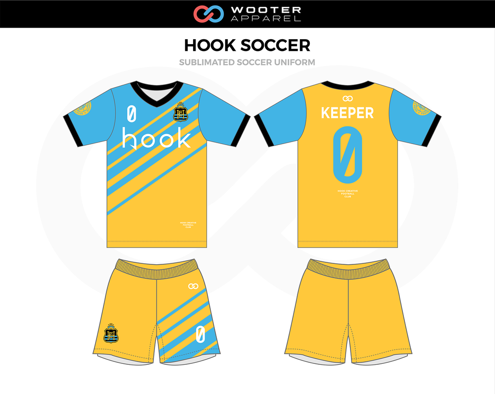 Custom Sublimated Soccer Uniforms Jerseys Wooter Apparel Team