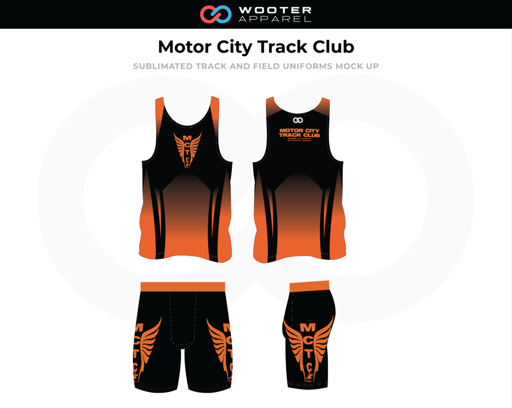 Track And Field Designs Wooter Apparel Team Uniforms And Custom