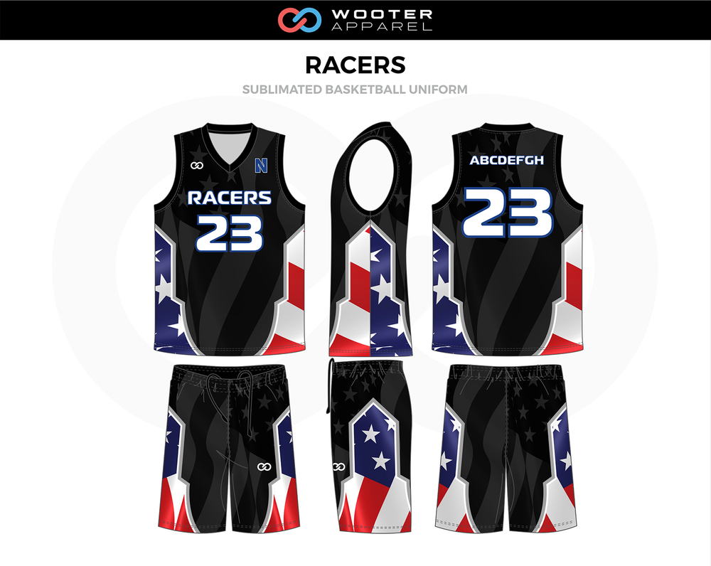 d5573780318 Custom Sublimated Basketball Uniforms & Jerseys — Wooter Apparel ...