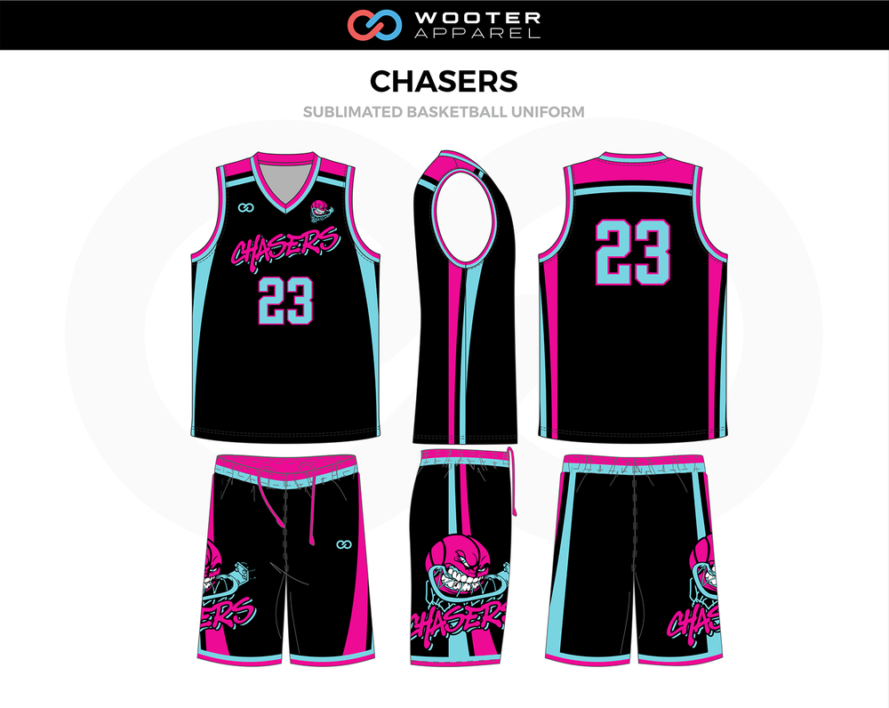 43099195dda Custom Sublimated Basketball Uniforms   Jerseys — Wooter Apparel ...